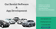 Car Rental Software Development | App Development Solution