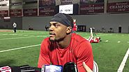 J.T. Barrett and others talk about Ohio... - Marcus Hartman DDN