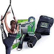 Leg Stretcher: Get More Flexible With The Door Flexibility Trainer PRO by EverStretch: Premium stretching equipment f...