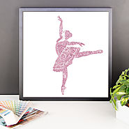 Ballet – Designer Collection Wall Art – Limited Edition