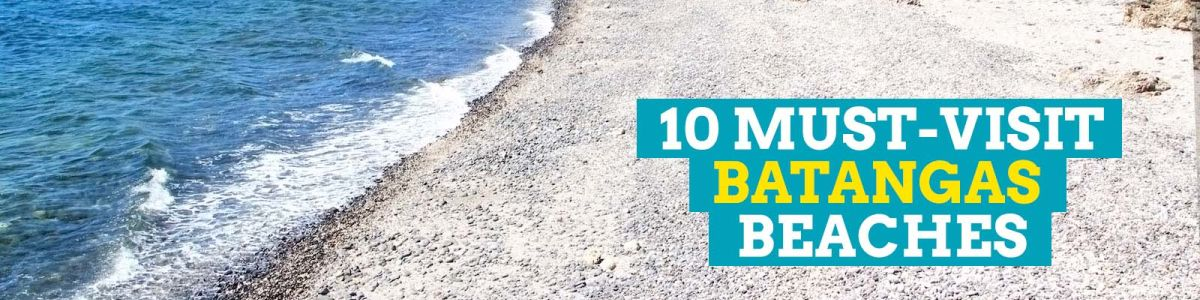 Headline for Top 10 Must-Visit Beaches in Batangas, Philippines