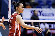 Shaya Adorador ( UE Lady Warriors )