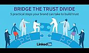 5 Ways to Use LinkedIn's New Native Video Option [Infographic]