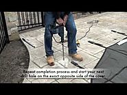 How to Install Your Safety Cover