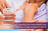 Common Causes of Injuries in Elderly