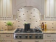 Top 10 Kitchen Backsplash Ideas & Costs per Sq. Ft. in 2017 - Kitchen Remodel Ideas, Costs and Tips: DIY Kitchen Remo...