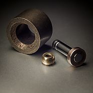 Bronze Bars Are the Perfect Material for Sleeve Bearings in Machines