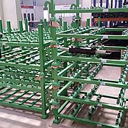 For all industrial storage requirements, ask Rack manufacturers in Delhi