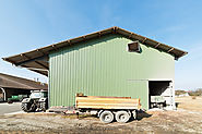 Affordable Farm Machinery Sheds