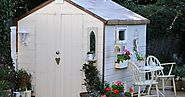 Build your Beautiful Garden Shed