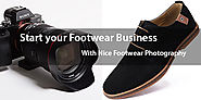 Start your Footwear Business with Nice Footwear Photography - Photography tips and tutorial for photo editors