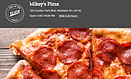 Mikey's Pizza (Crocker Park)