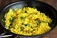 How to Make Lemon Rice: Lemon Rice Recipe - Drooling Foodies