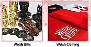 Welsh Gifts Shop in UK