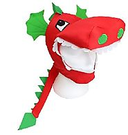 Buy Dragon Head Novelty Hat