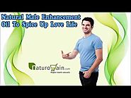 Natural Male Enhancement Oil To Spice Up Love Life
