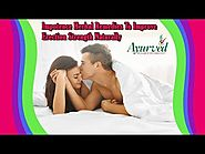 Impotence Herbal Remedies to Improve Erection Strength Naturally
