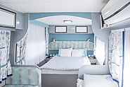 Find right caravan mattress for your journey
