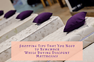 Buy Discounted Mattresses from Super Master Bedding