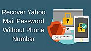 Heatbud | Techical Support - What you must do to Reset Yahoo Mail Password without Phone Number?
