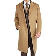 Men's Topcoat Sale- In All The Shape And Size
