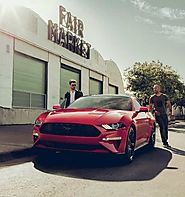 Race Red Ford Mustang | Performance Ford of Clinton