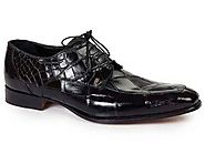 Get Mens Alligator Dress Shoes At Cheap Price