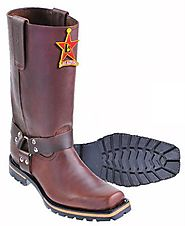 Alligator Motorcycle Boots For Biker People At Affordable Cost