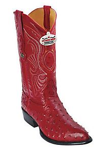 Attractive Collection Of Red Cowboy Boots For Men
