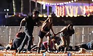 Las Vegas Shooting: Gunman Used Modified Weapons As Caught In Cameras