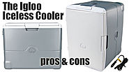 Pros & Cons of Igloo Iceless Cooler