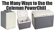 How to Use the Coleman Powerchill