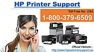 Just dial @ 1 800 379 6509 hp printer support for help by Joe Ziglar - Issuu