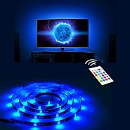 Derlson Bias Lighting for TV. LED Strip Lights / Backlight Kit for Home-Theater ,Under Cabinet , Monitor, Furniture, ...