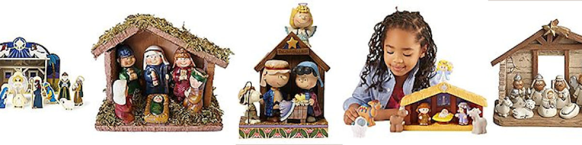 Headline for Nativity Set For Kids