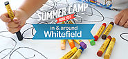 13 Cool summer camps in and around Whitefield