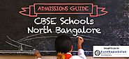 CBSE schools in North Bangalore: Admission Guide 2018-19