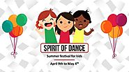 Spirit of Dance Summer Camp, Vasanthnagar, Bangalore