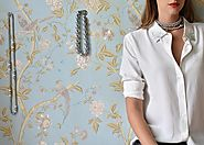 Epitome Of Fashion Women's Silk Shirt
