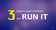 3 Basic Steps To Create & Run Website - Agriya Blog