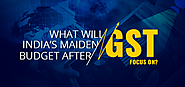 What will India's maiden budget after GST focus on? | Angel Broking