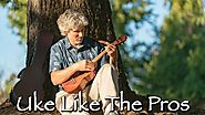 Learn how to play the ukulele with premium online uke lessons.