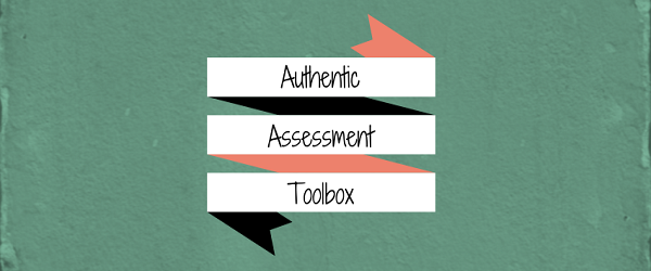 Headline for Authentic Assessment Toolbox