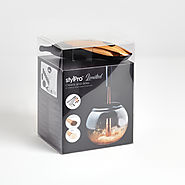 Transparent Plastic Boxes From Bell Packaging