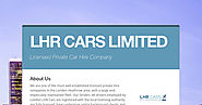 LHR CARS LIMITED | Smore Newsletters