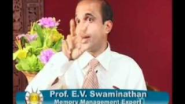 Positive Programming Of Mind By Prof. E.V. Swaminathan - Awakening With Brahma Kumaris - YouTube