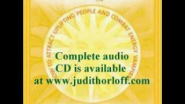 Positive Energy Practices CD - Judith Orloff MD - YouTube