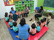 Pre School in Lamington - Spring Buds International Play School