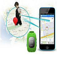 GPS Tracking Device for Kids and Loved Ones