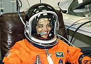She was inspired by Kalpana Chawla to become an astronaut